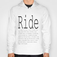 Ride To... Hoody