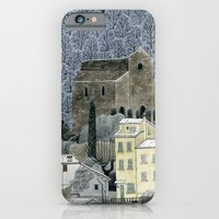 Winter Town iPhone 6 Slim Case