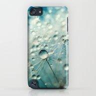 Dandelion Starburst iPod touch Slim Case