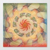 Manipura Canvas Print