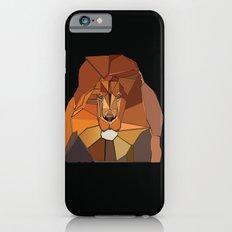 Dark Crystal Lion Slim Case iPhone 6s