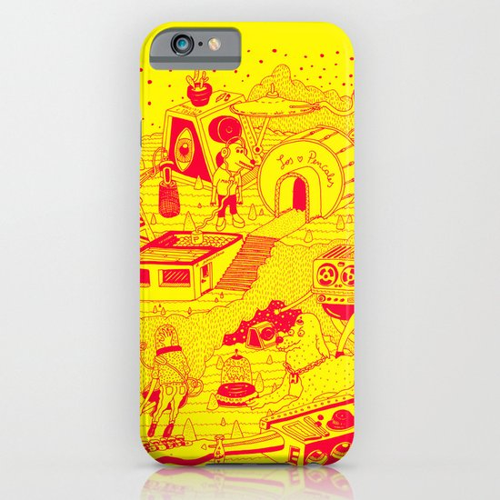 EL TANQUE CARCEDO iPhone & iPod Case