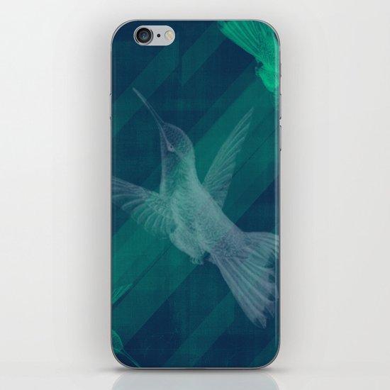 Flight of the Hummingbird iPhone & iPod Skin