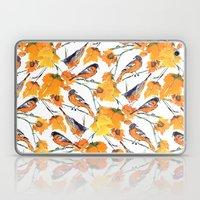 Birds in Autumn Laptop & iPad Skin