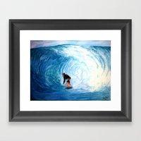 Pipe Framed Art Print