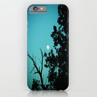 iPhone & iPod Case featuring Moon by bobtheberto