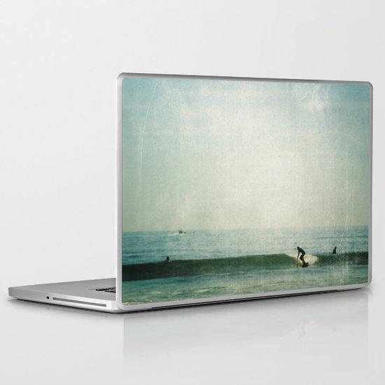 surf days Laptop & iPad Skin