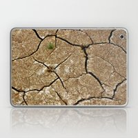dry soil Laptop & iPad Skin