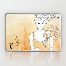 ordinary girl Laptop & iPad Skin