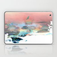 Clouds like Splattered Watercolor Laptop & iPad Skin