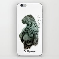 by Reeve Wong iPhone & iPod Skin