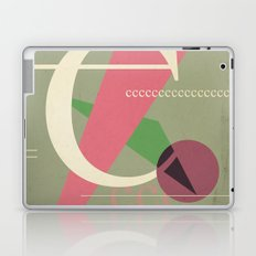 (Times) C Laptop & iPad Skin