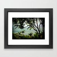 Port Douglas #1 Framed Art Print