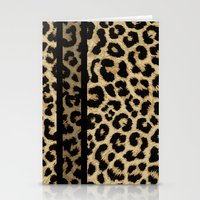 CLASSIC LEOPARD SKIN Stationery Cards