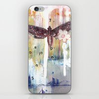 When Words Are Silent iPhone & iPod Skin