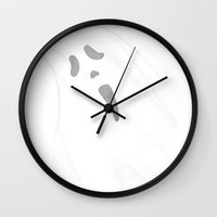 I Caught A Ghost. Wall Clock