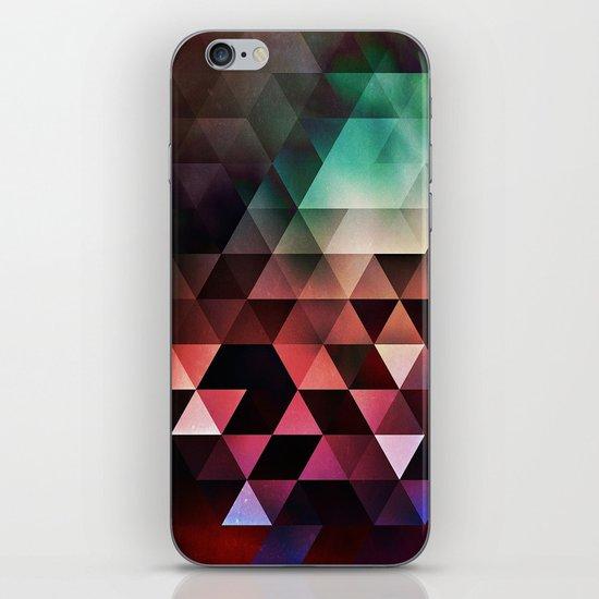 gyyn tydyy iPhone & iPod Skin