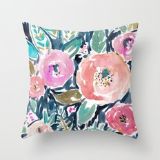 Gardens Of Capitola Wate… Throw Pillow