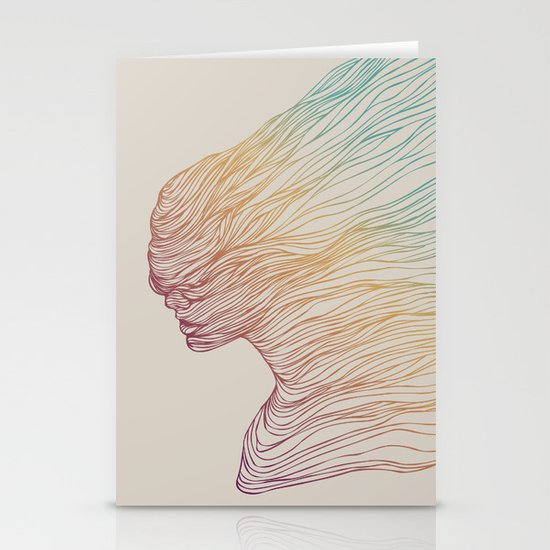 FADE Stationery Card