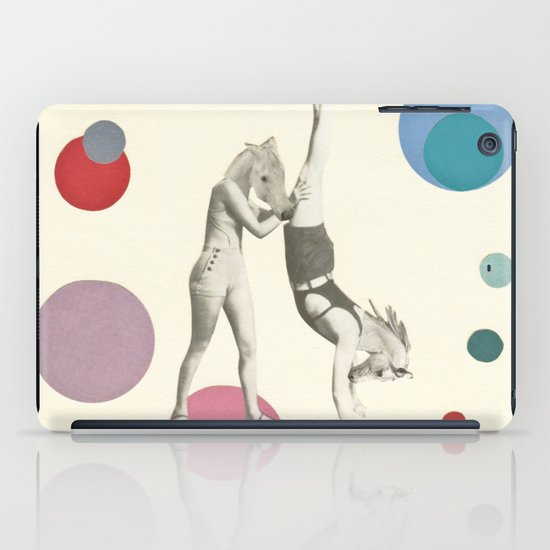 Horsing Around iPad Case