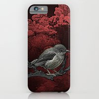 iPhone & iPod Case featuring Watching by Thömas McMahon