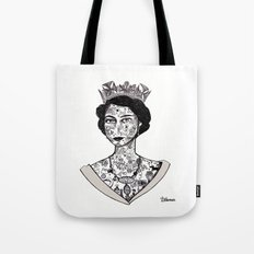 Grief is the price we pay for love - The Queen 2013 Tote Bag