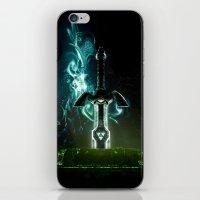 Savior of Hyrule iPhone & iPod Skin
