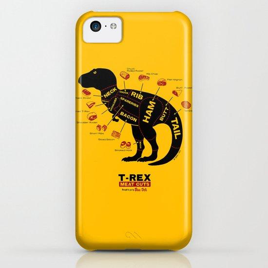 Dino Deli iPhone & iPod Case