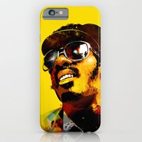 iPhone & iPod Case featuring WONDER STAR by kravic