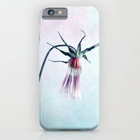 iPhone Cases featuring forces by Claudia Drossert