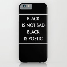 BLAKK Slim Case iPhone 6s