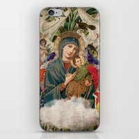 Saints Collection -- Mad… iPhone & iPod Skin