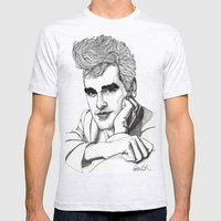 This Charming Man  Mens Fitted Tee Ash Grey SMALL