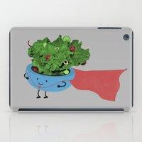 Super Salad iPad Case