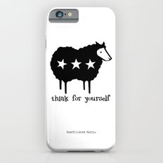 Think For Yourself iPhone 6s Slim Case