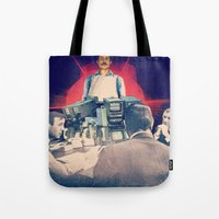 The Initiation of Operative 5 Tote Bag