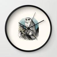 Wise Man Wall Clock