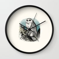 Wise Man Wall Clock