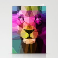 Wild Neon 01a. Stationery Cards