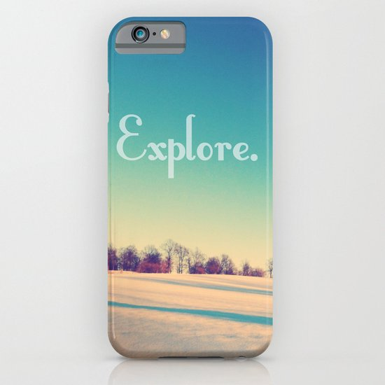 Explore iPhone & iPod Case