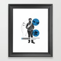 You Can Quote Me - Bukow… Framed Art Print