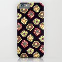 Bursting and Blooming iPhone & iPod Case