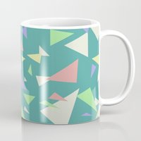 Triangl'd  Mug