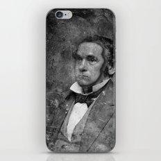 de.faced iPhone & iPod Skin