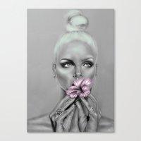 + Daydreamer + Canvas Print