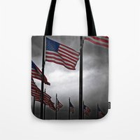 A Storm is Brewing Tote Bag