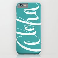 iPhone & iPod Case featuring Aloha by Kailah O.