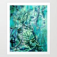 Fertile Mind  Art Print