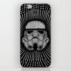 Trooper Star Circle Wars iPhone & iPod Skin