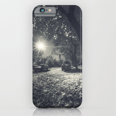 The Last Weekend of Calming Yellow Autumn IV iPhone 6 Slim Case